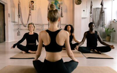 How to Become an Aerial Yoga Instructor