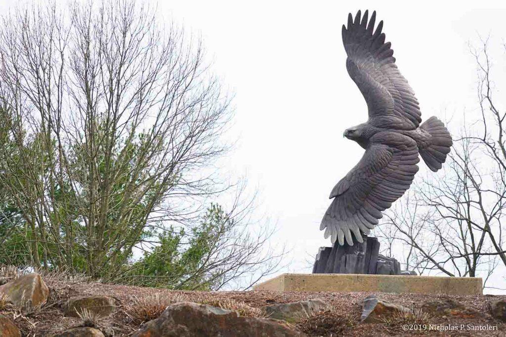 Eagleview Eagle Statue