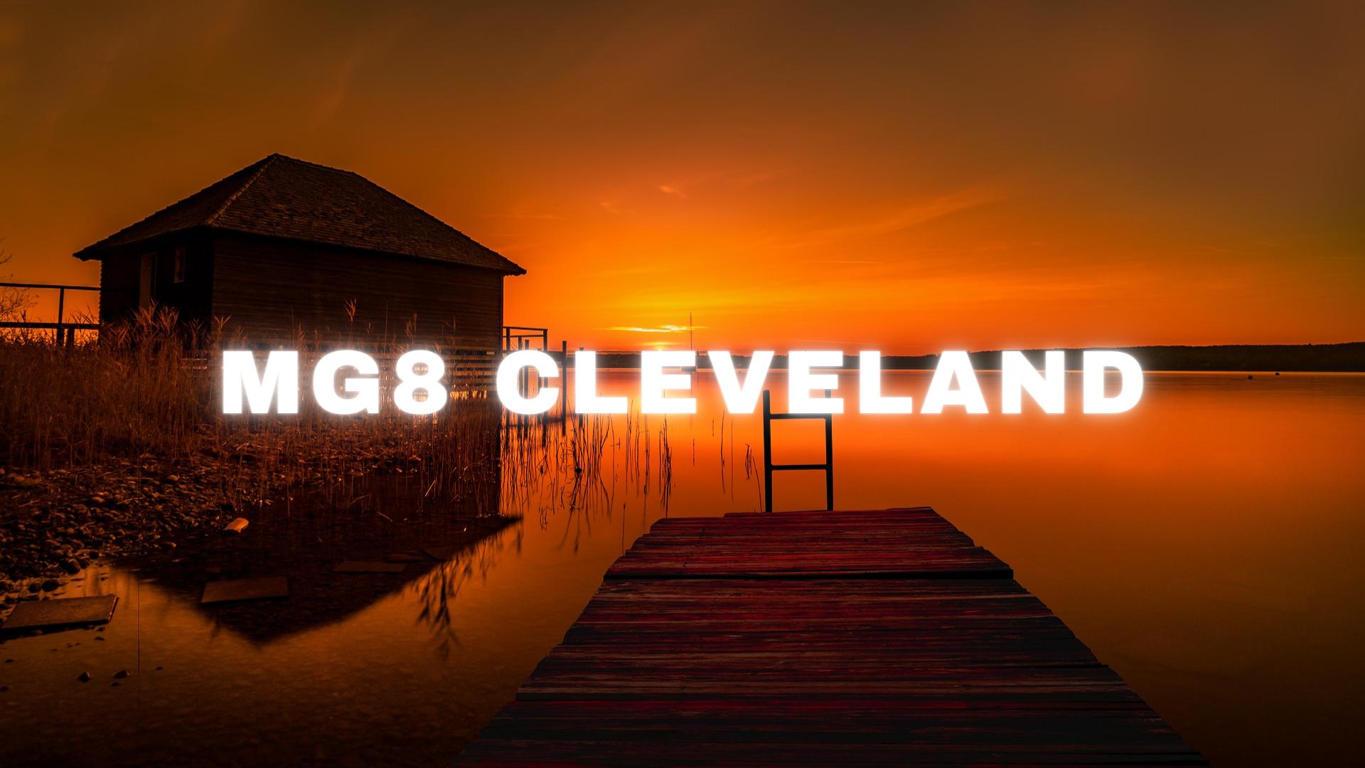MG8 Cleveland- Home