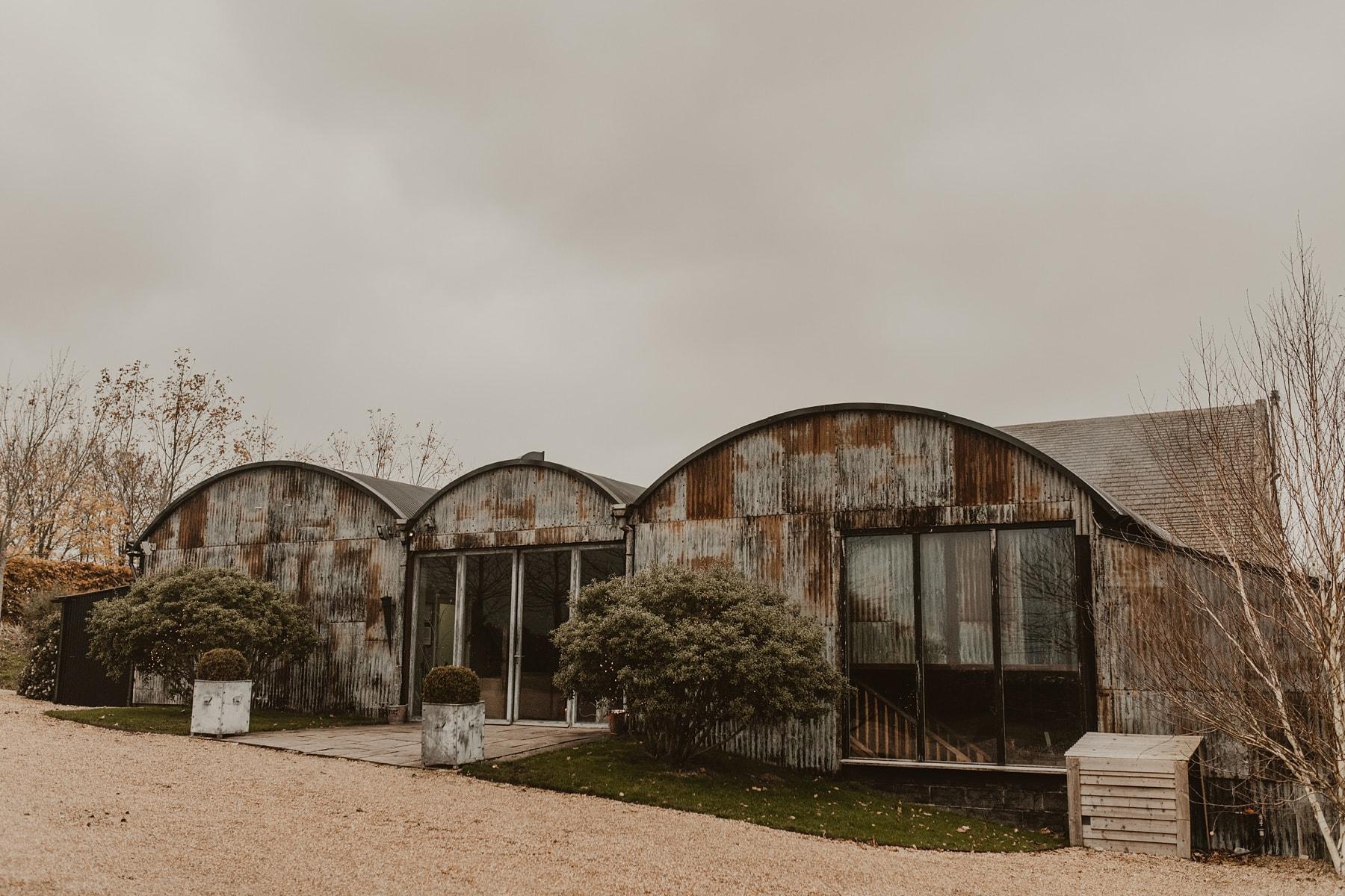 Stone Barn, Cripps Wedding