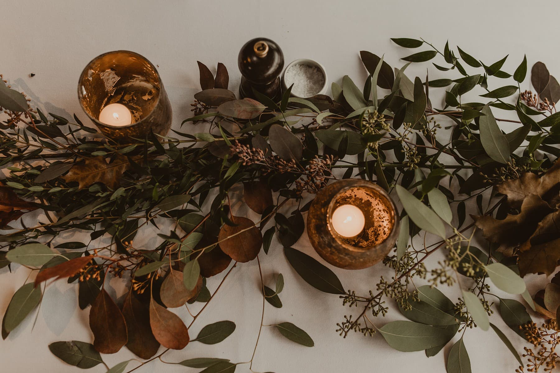 foliage table runner tables cape