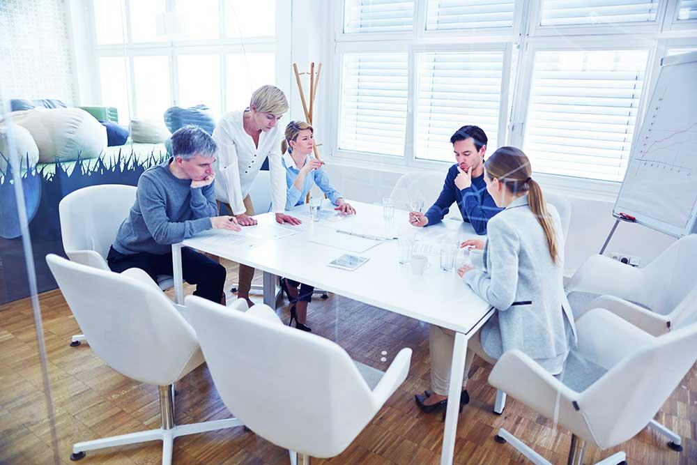 Sales-based teamwork