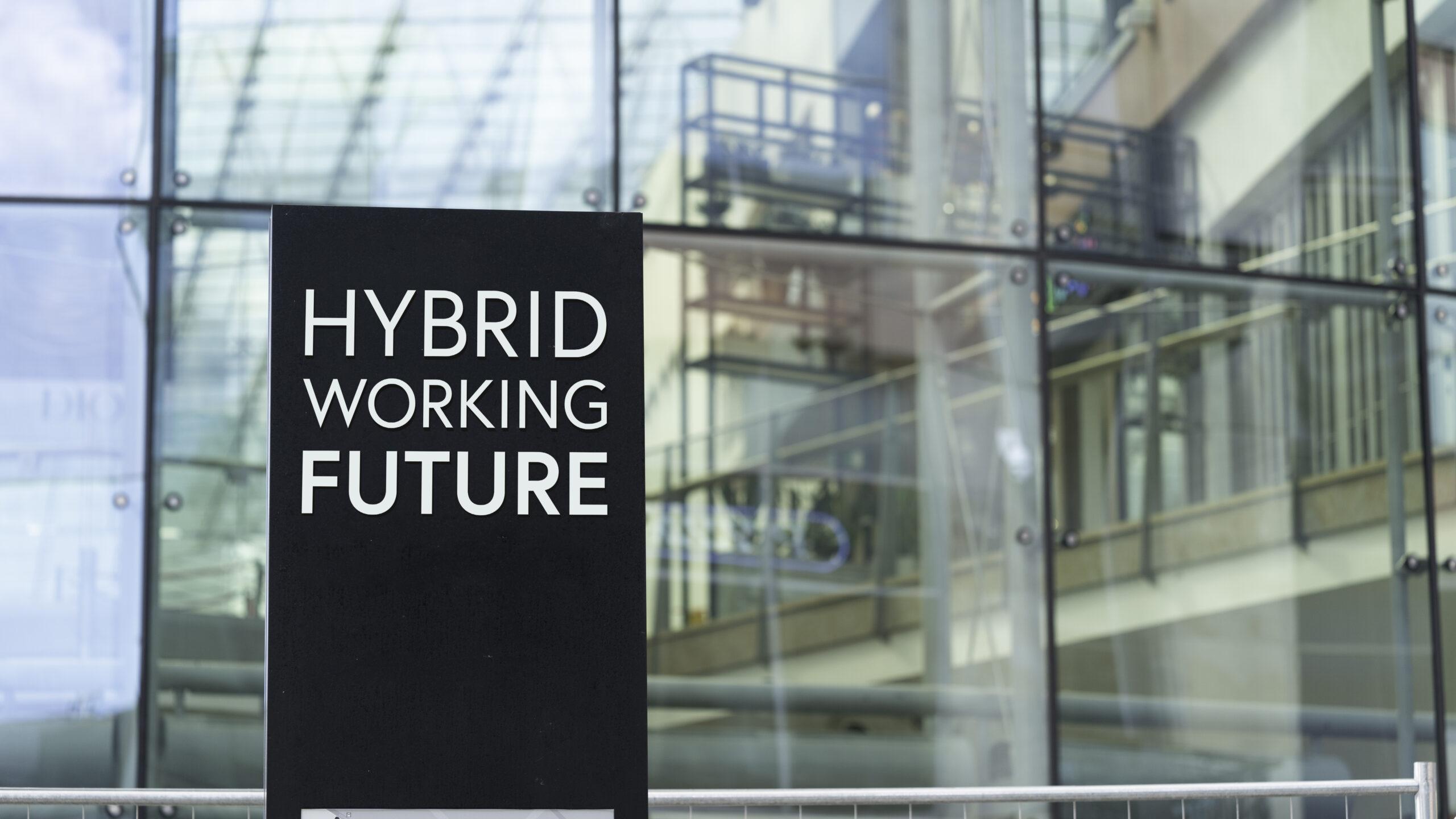 The future's bright, the future's hybrid.