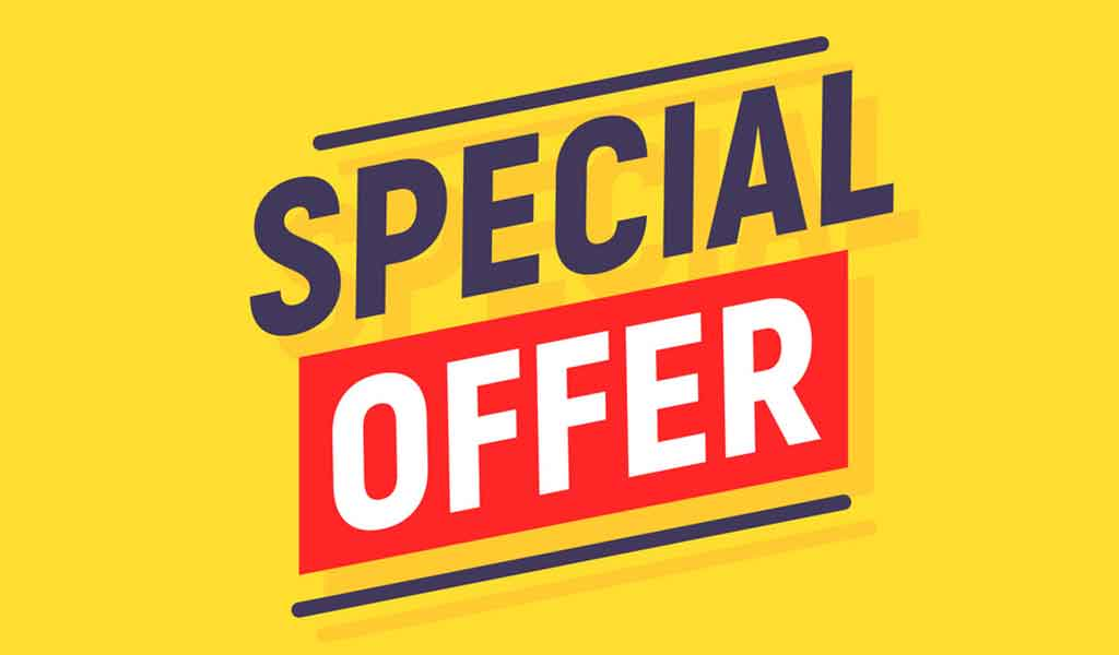 Website designing services in Dubai provide special offers
