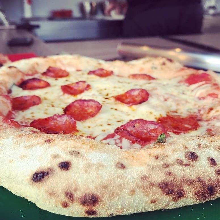 Pizza @ Wych Wood