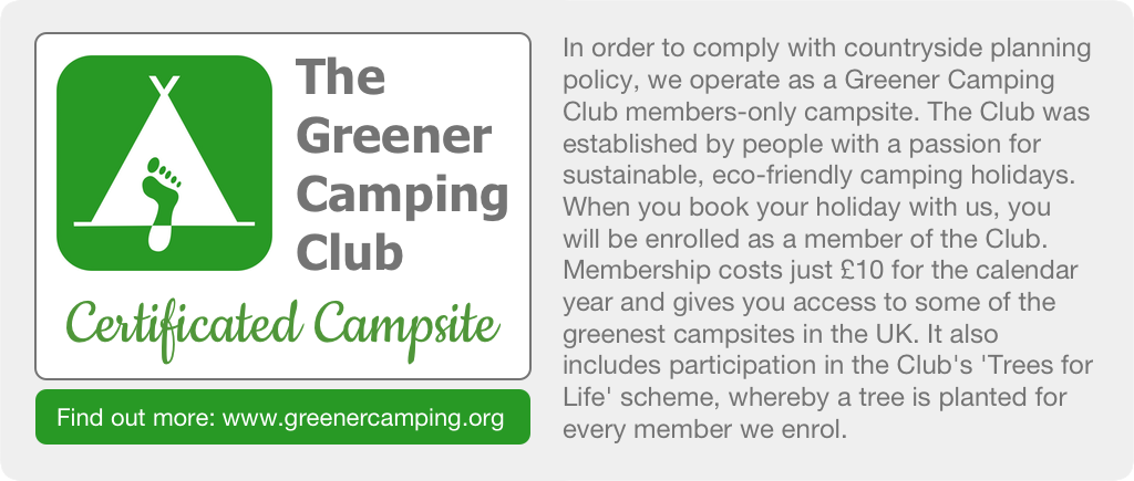Greener Camping
