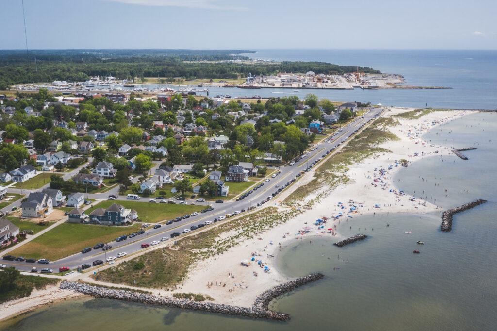 Cape Charles Beach