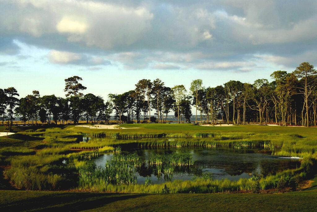 Jack Nicklaus Signature Golf Course at Bay Creek - Cape Charles, VA