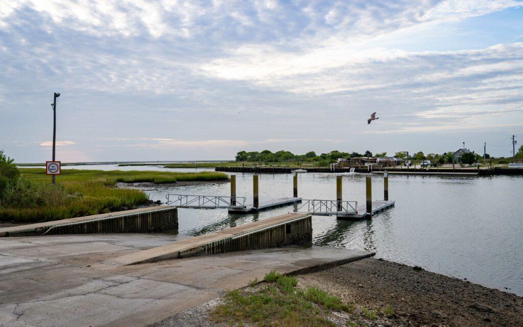 Oyster, VA Public Boat Ramp