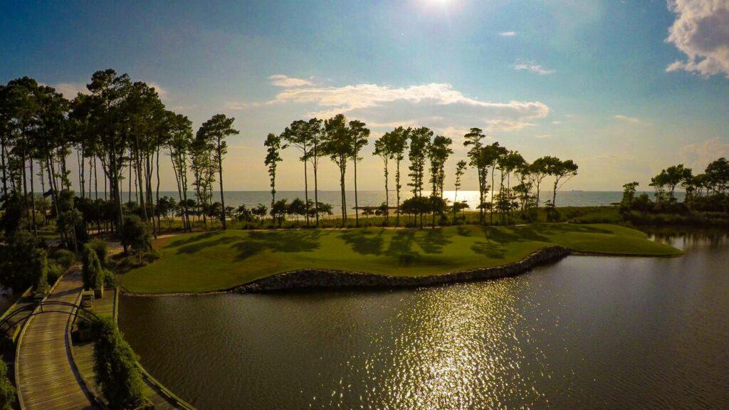 Arnold Palmer Signature Golf Course at Bay Creek - Cape Charles, VA