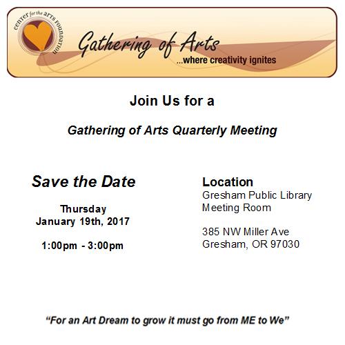gathering_of_arts_quarterly_meeting_jan_19_2017
