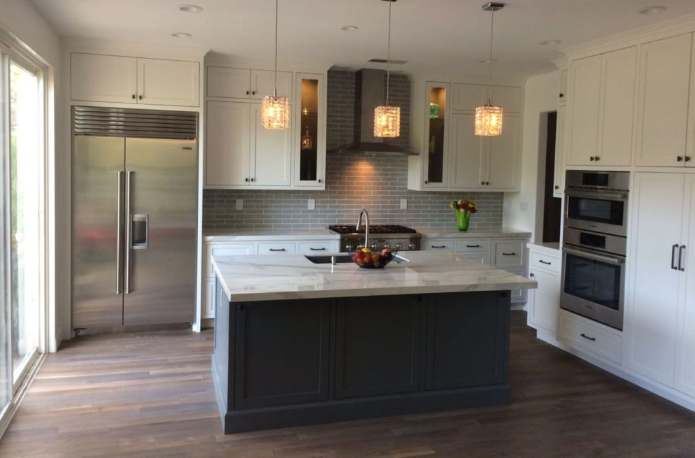 COMPLETE KITCHEN AND BATHROOMS RENOVATIONS