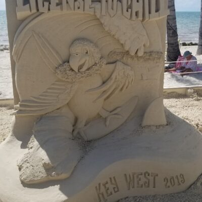 """Sand Art with Marianne of """"Just Sand & Water"""""""