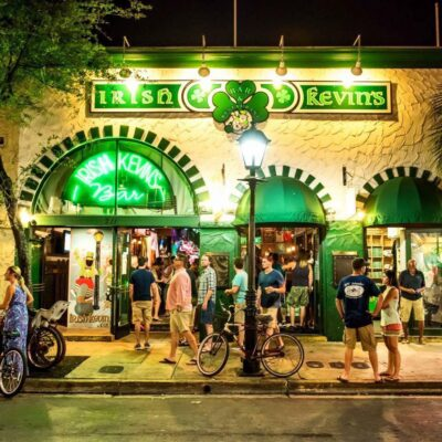 The One & Only Irish Kevin's Bar