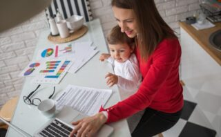 Growing A Freelance Client List & Being a Mom