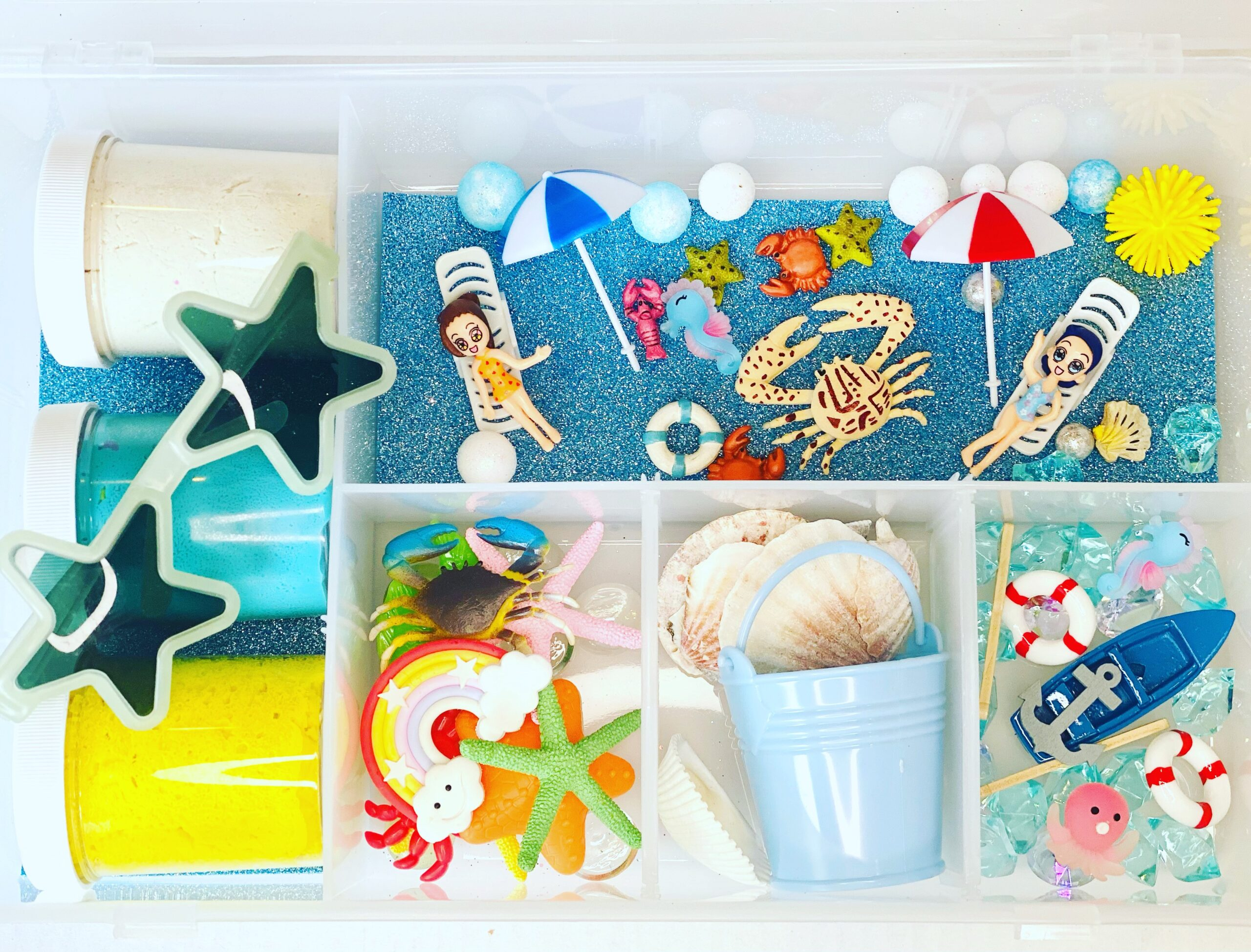 Mompreneur Creates Busy Box Child Sensory Kits To Keep Children Mindful And Engaged