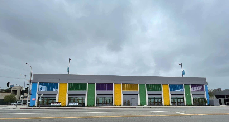 Fenton Front of Building