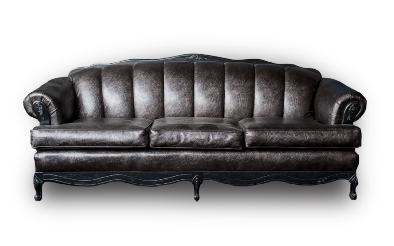 Bentley Sofa (Havana Pleather)