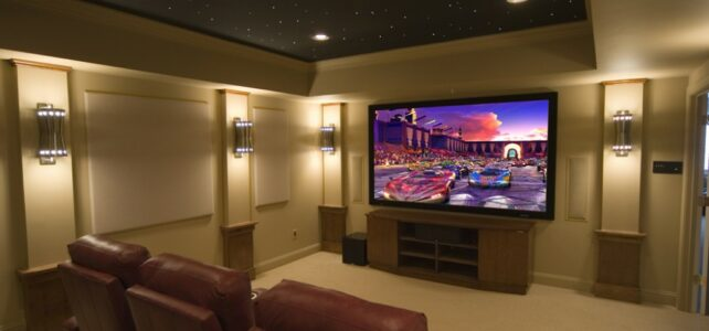Steamboat Springs entertainment system design and installation