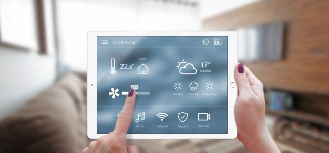 PAVS Steamboat Springs smart home technology with remote access to control your home