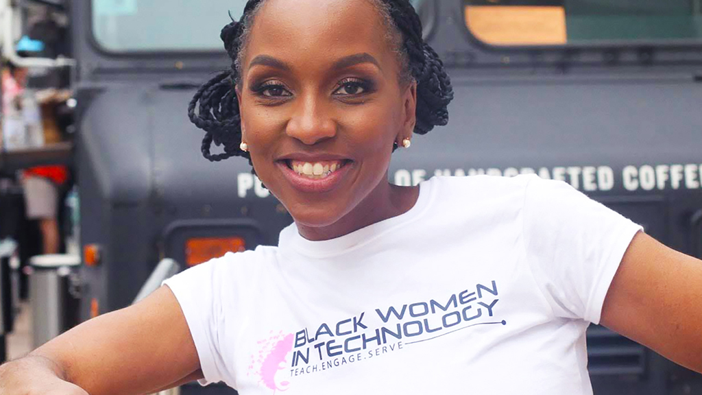 Black women in tech