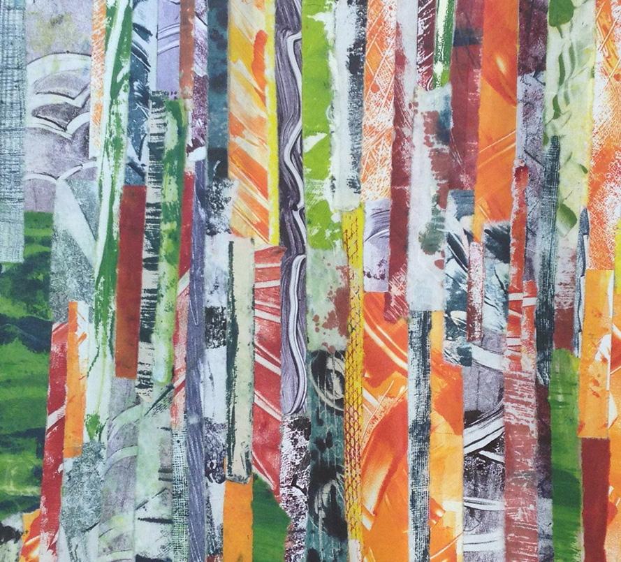 Shireen Soliman Fine Arts Quilt.
