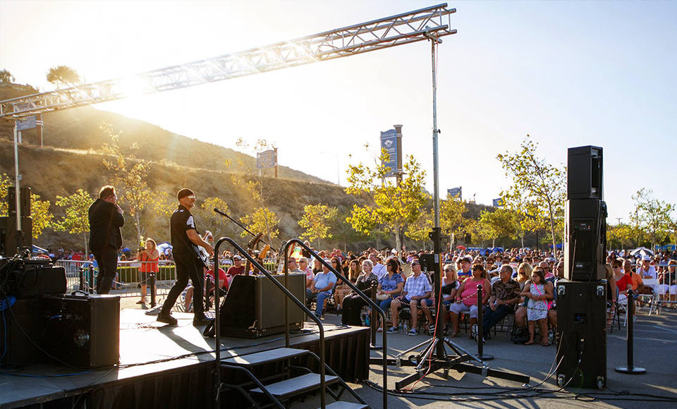 Events, Summer Concerts, & More!