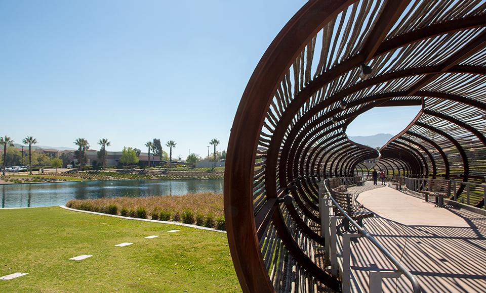 Dos Lagos Amphitheater