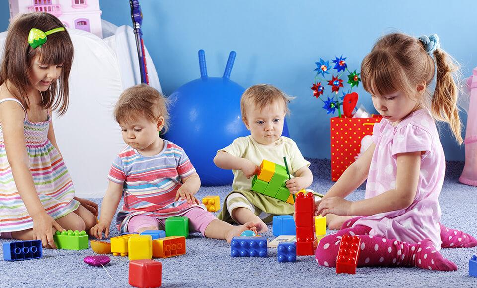 Splash Pad & Children's Playground