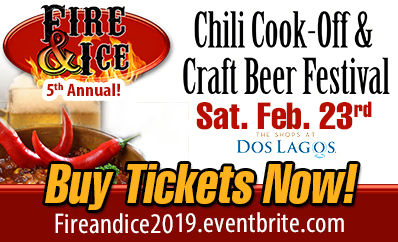 Fire & Ice 5th Annual!