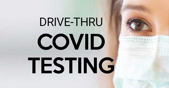 Covid-19 Testing at Dos Lagos!