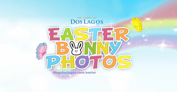 Virtual Easter Bunny Photos!