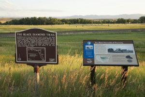 Big Goose Creek Walking Tour