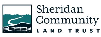Sheridan Community Land Trust Logo