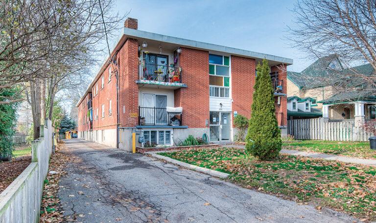 16 Unit Apartment Building