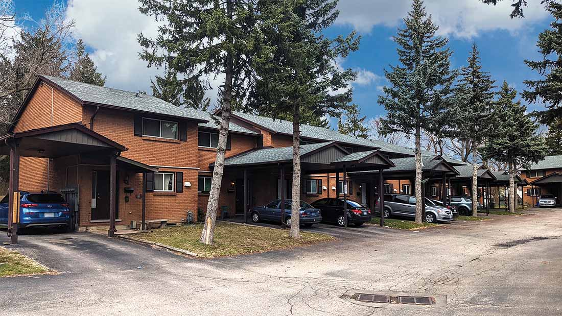 29 Townhomes in Central Kitchener