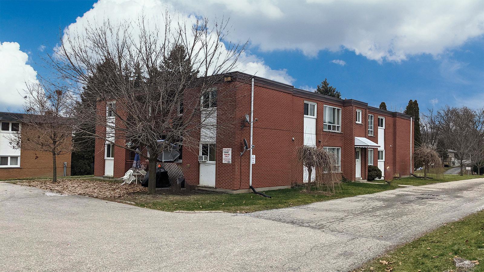 8 Unit Apartment Building