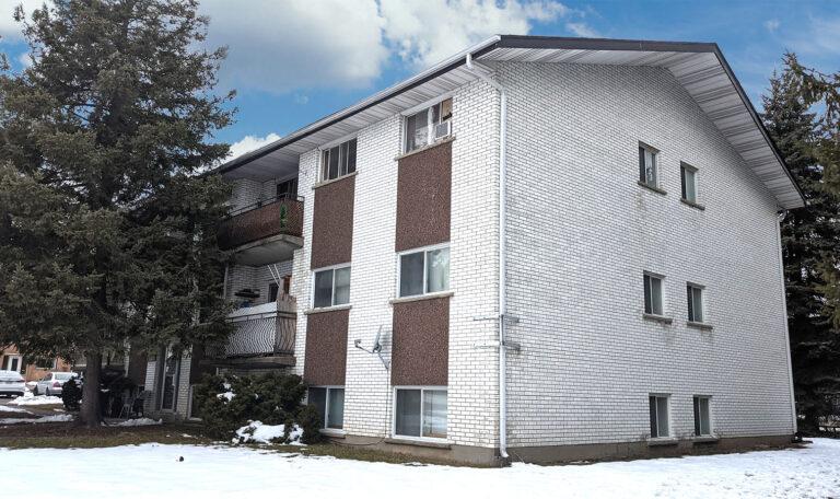 9 Unit Apartment Building