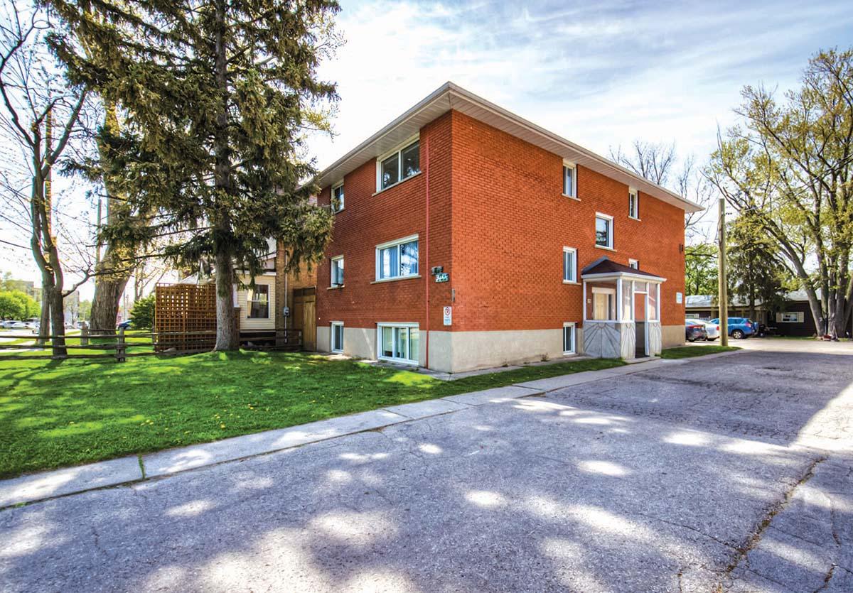 Fiveplex Apartment Building – Kitchener