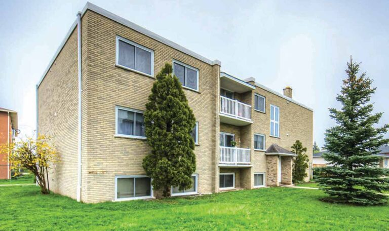 9 Unit Apartment Building – Waterloo