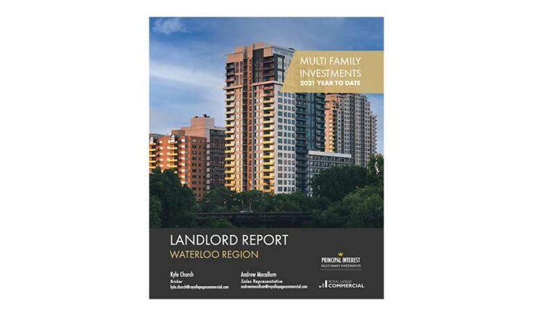 Multifamily Market Report 2021
