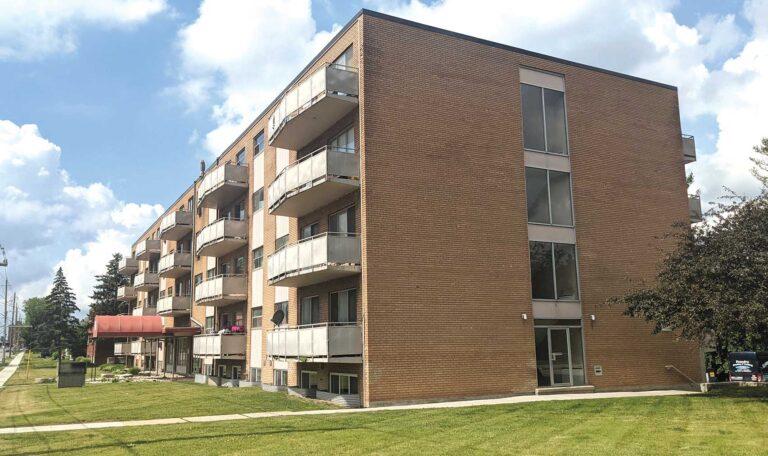 42 Unit Apartment Building – Kitchener