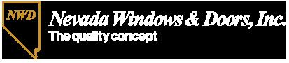 Nevada Windows and Doors Logo