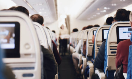 Distance distress: Make the most of your next long flight