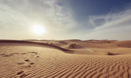 Desert destinations
