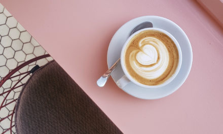 A cup of coffee a day keeps the doctor away