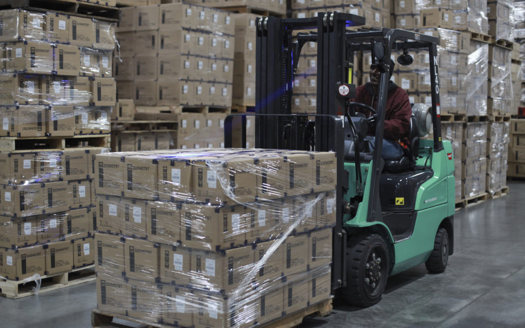 Managing Seasonal Changes in a Supply Chain