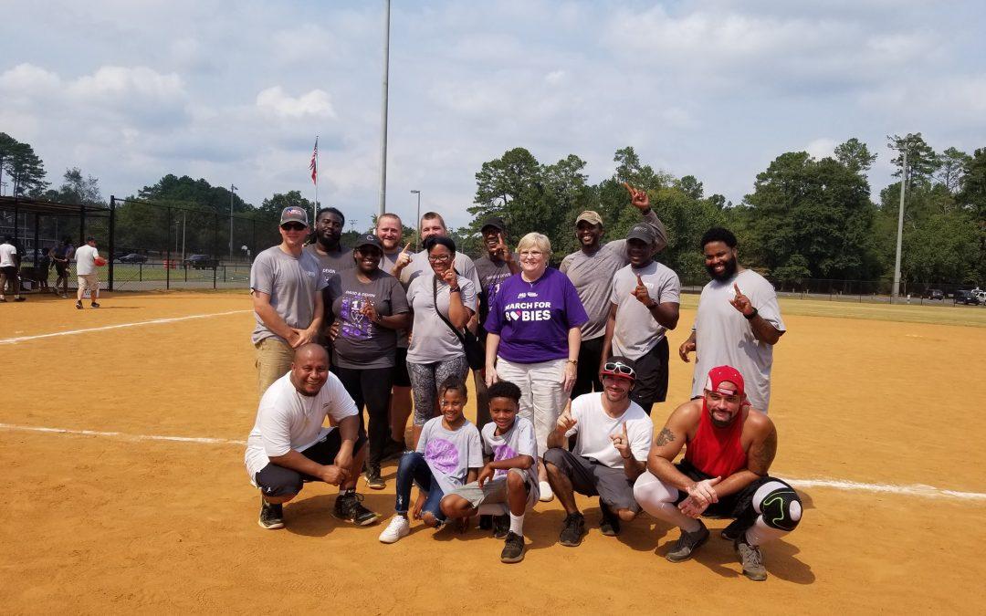 Kickin' It for Babies Kickball Tournament