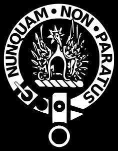 Johnston Crest Badge