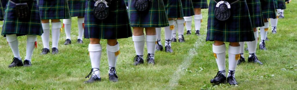 Slider Highland Games Band